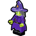 Icon Character Wacky Witch