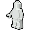 Icon Character Generic Minifig