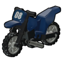 Icon Vehicle Off-Road Motorcycle
