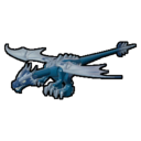 Icon Creature Blue Dragon