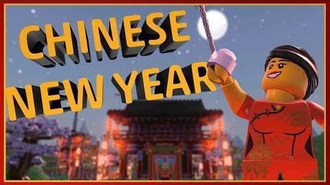 LEGO Worlds- Chinese New Year Trailer