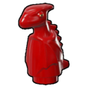 Icon Creature Baby Dragon Red