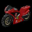 Icon Vehicle Sports Motorbike