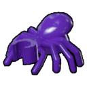 Icon Creature Purple Spider