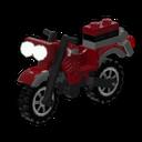 Icon Vehicle Mac McCloud's Motorcycle