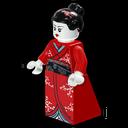 Icon Character Kimono Girl