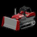 Icon Vehicle Crook's Bulldozer