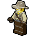 Icon Character Cowboy