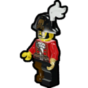 Icon Character Pirate Captain