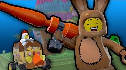 LEGO Worlds Easter Content