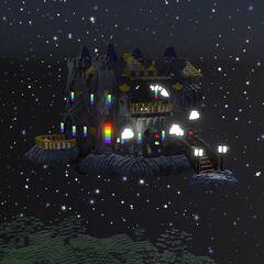Cloud Palace at Night