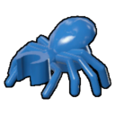 Icon Creature Blue Spider