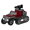 Icon Vehicle Half-Tracked Quest Vehicle
