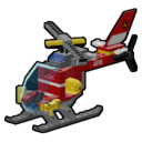 Icon Vehicle Fire Helicopter
