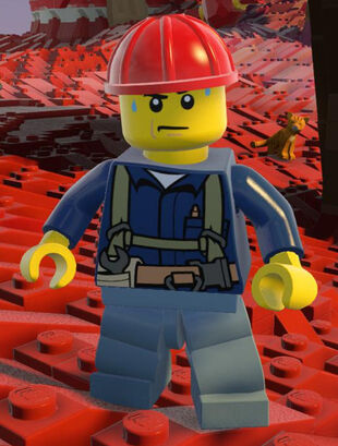 Construction Worker Lego Worlds Wiki Fandom Powered By