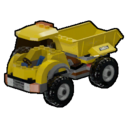 Icon Vehicle Articulated Truck