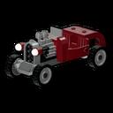 Icon Vehicle Hot Rod