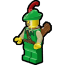 Icon Character Forestman