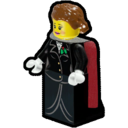 Icon Character Carol Singer Lady