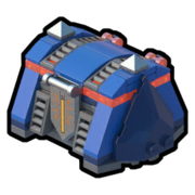 Icon Treasure Chest Nexo Knights