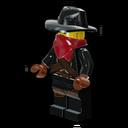 Icon Character Bandit