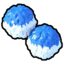 Icon Item Pompom Blue