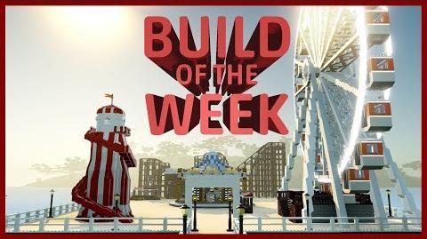 Build of the Week - LEGO FAIRGROUND!