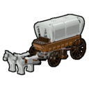 Icon Vehicle Covered Wagon