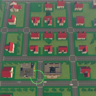 Very large Creator Town.