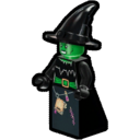 Icon Character Witch