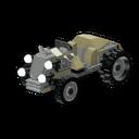 Icon Vehicle Major Steele's Hot Rod