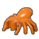 Icon Creature Orange Spider
