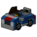Icon Vehicle Creator Car