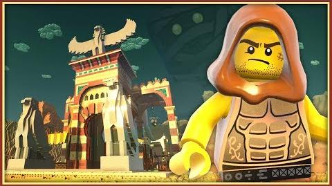 Egyptian Mysteries in LEGO Worlds - Free to download!