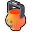 Icon Item Pumpkin Bucket
