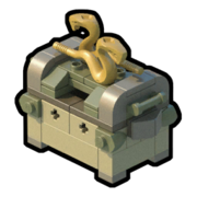 Icon Treasure Chest Desert
