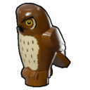 Icon Creature Brown Owl