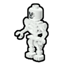 Icon Character Skeleton