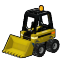 Icon Vehicle Small Digger