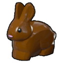 Icon Creature Reddish Brown Rabbit