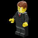 Icon Character Dan Brickman