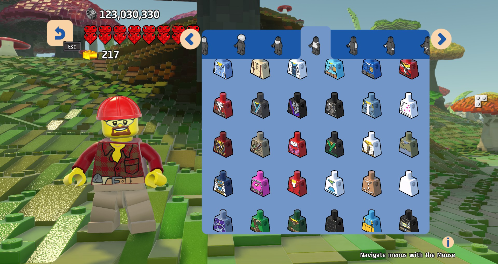 Character Customizer | Lego Worlds Wiki | FANDOM powered by