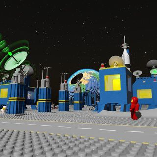 A typical Spacebase.