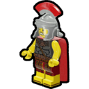 Icon Character Roman Commander