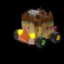 Icon egg car