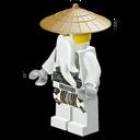 Icon Ninjago Master Wu