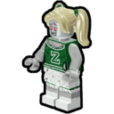 Icon Character Zombie Cheerleader