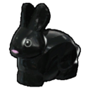 Icon Creature Black Rabbit