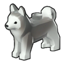 Icon Creature Husky