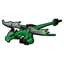 Icon Creature Green Dragon